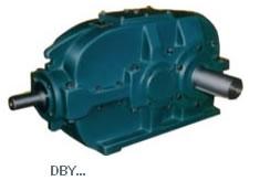 DBY圆锥圆柱齿轮减速器
