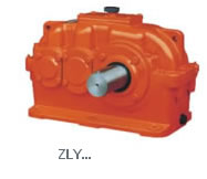 ZLY硬齿面圆柱齿轮减速器