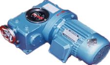 U34型脉动式无级变速器