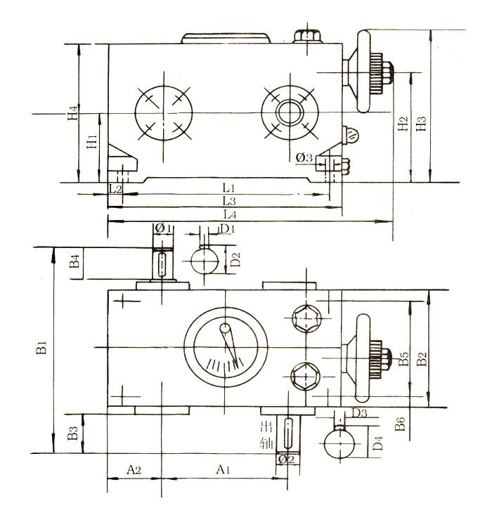 U34单机型