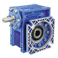 RV鋁合金蝸輪蝸桿減速機